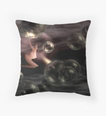 The Creation Of Eve Throw Pillow