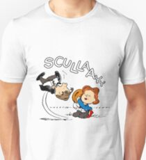 X-Files Peanuts Unisex T-Shirt