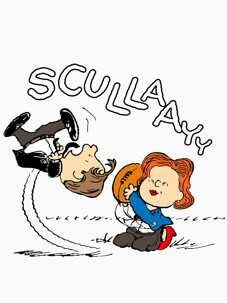 X-Files Peanuts by UnionTee
