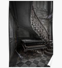 Chateau Verdure - Derelict French Chateau Poster