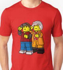 Back To The Future Lego Unisex T-Shirt
