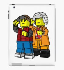 Back To The Future Lego iPad Case/Skin