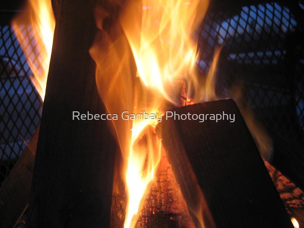 Burn, Baby Burn by Rebecca Garibay Photography