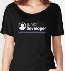 Junior Developer Women's Relaxed Fit T-Shirt