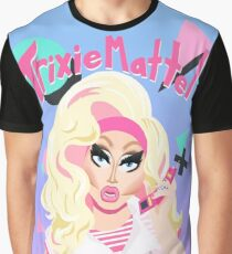 Trixie Mattel 80's Realness Graphic T-Shirt
