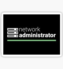 Network Administrator Sticker