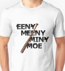 Eeny Meeny Miny Moe - The Walking Dead T-Shirt