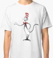 Cat in da hat Classic T-Shirt