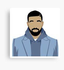 Drake Canvas Print