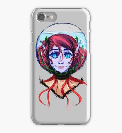 Self Contained iPhone Case/Skin