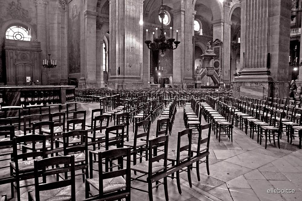 Where is everyone? by elleboitse