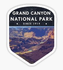 Grand Canyon National Park 2 Sticker