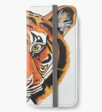 Tiger Mascot iPhone Wallet/Case/Skin