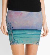 Sea scapes  Mini Skirt