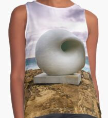 Sculptures by the Sea - Shell Contrast Tank