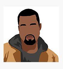 Kanye Photographic Print