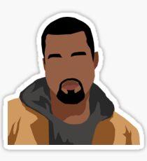 Kanye Sticker