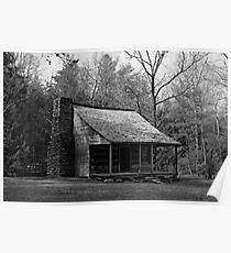Carter Shields Cabin Poster