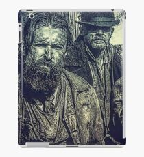 taboo tv show iPad Case/Skin