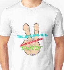 1st March - Zero Discrimination Day Unisex T-Shirt