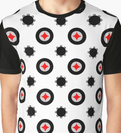 abstract geometry pattern Graphic T-Shirt