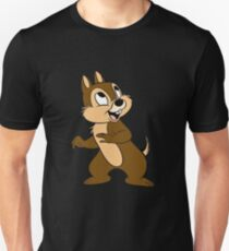 chip and dale #2 Unisex T-Shirt