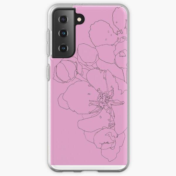 Cherry Blossom Samsung Galaxy Soft Case