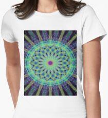 Digital Art 6 Women's Fitted T-Shirt