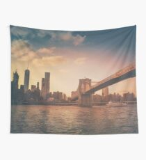 The Skyline Wall Tapestry