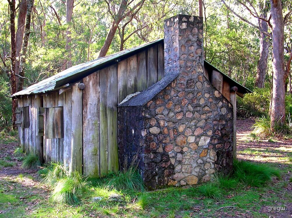 Mulligan's Hut, North West NSW, Australia by gregw