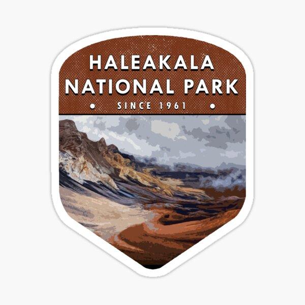 Haleakala National Park 2 Sticker