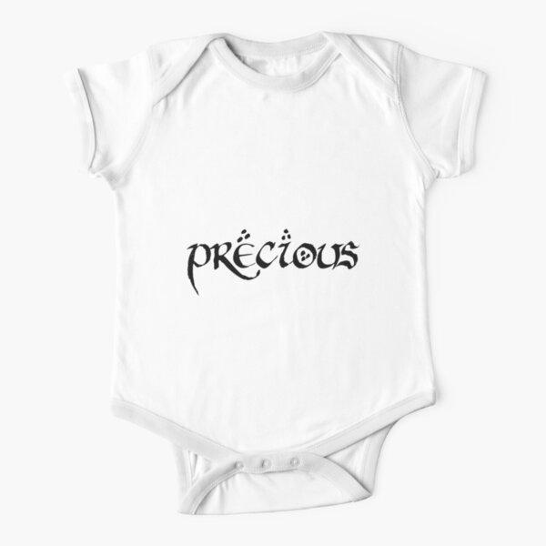 Precious Short Sleeve Baby One-Piece