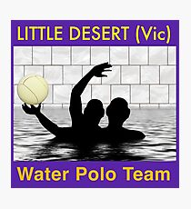 The Little Desert Water Polo Team Photographic Print