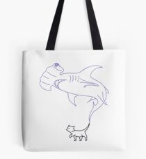 Just A Kitten Tote Bag
