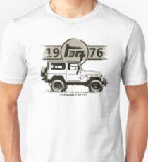 Toyota Fj 40 1976 Unisex T-Shirt
