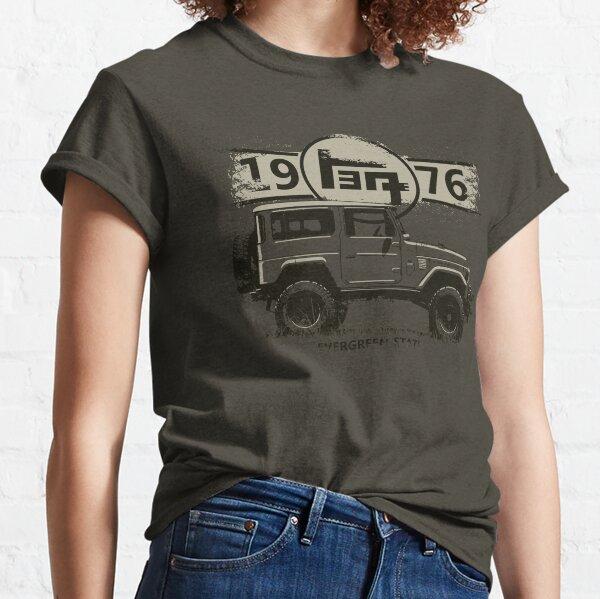 Toyota Fj 40 1976 Classic T-Shirt