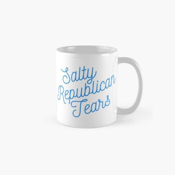 Mugocracy : Salty Republican Tears (Blue) Classic Mug