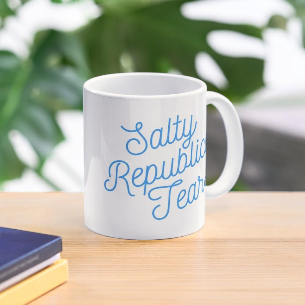 Mugocracy : Salty Republican Tears (Blue) Mug