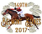 149th Belmont Stakes - Horse Racing 2017 by Ginny Luttrell