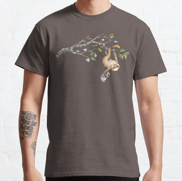 Slow Tea Classic T-Shirt