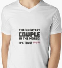 Greatest Couple in the world  R5rz0 T-Shirt