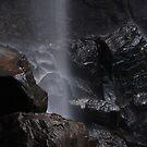 Blackfellow Falls, Qld by Brett Habener