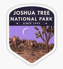 Joshua Tree Nationalpark 2 Sticker