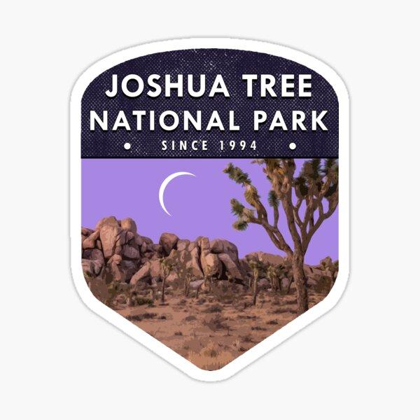 Joshua Tree National Park 2 Sticker