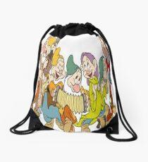 Dwarves Drawstring Bag