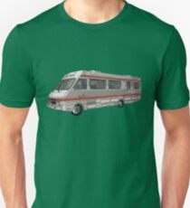 Hand Drawn Fleetwood Bounder Camper T-Shirt