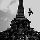 Roman Fountain I by Ashley Ng