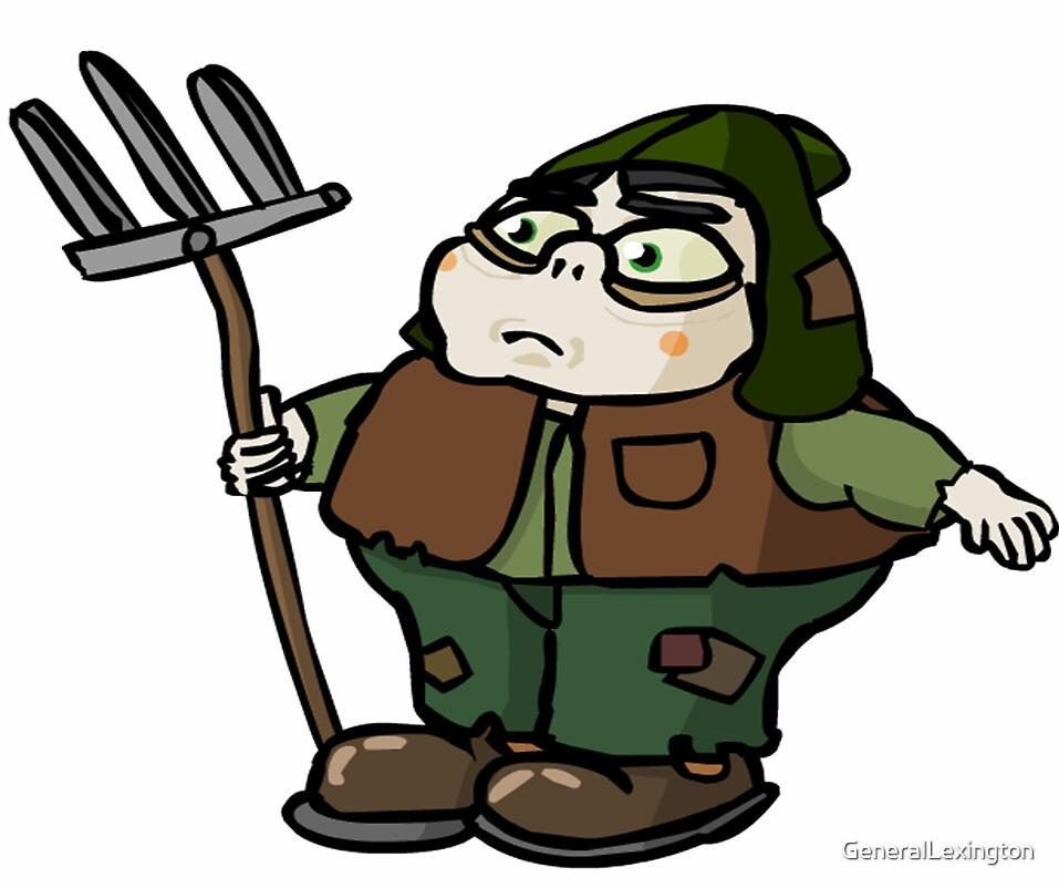 Peasant by GeneralLexington