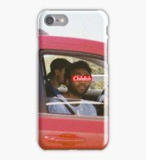 Donald Glover CHILDISH iPhone Case/Skin