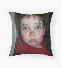 Just Adam Throw Pillow